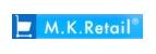 M K Retail Logo