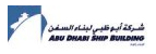 Abu Dhabi Ship Building Logo