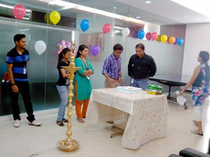 Birthday Celebration @ ITTI